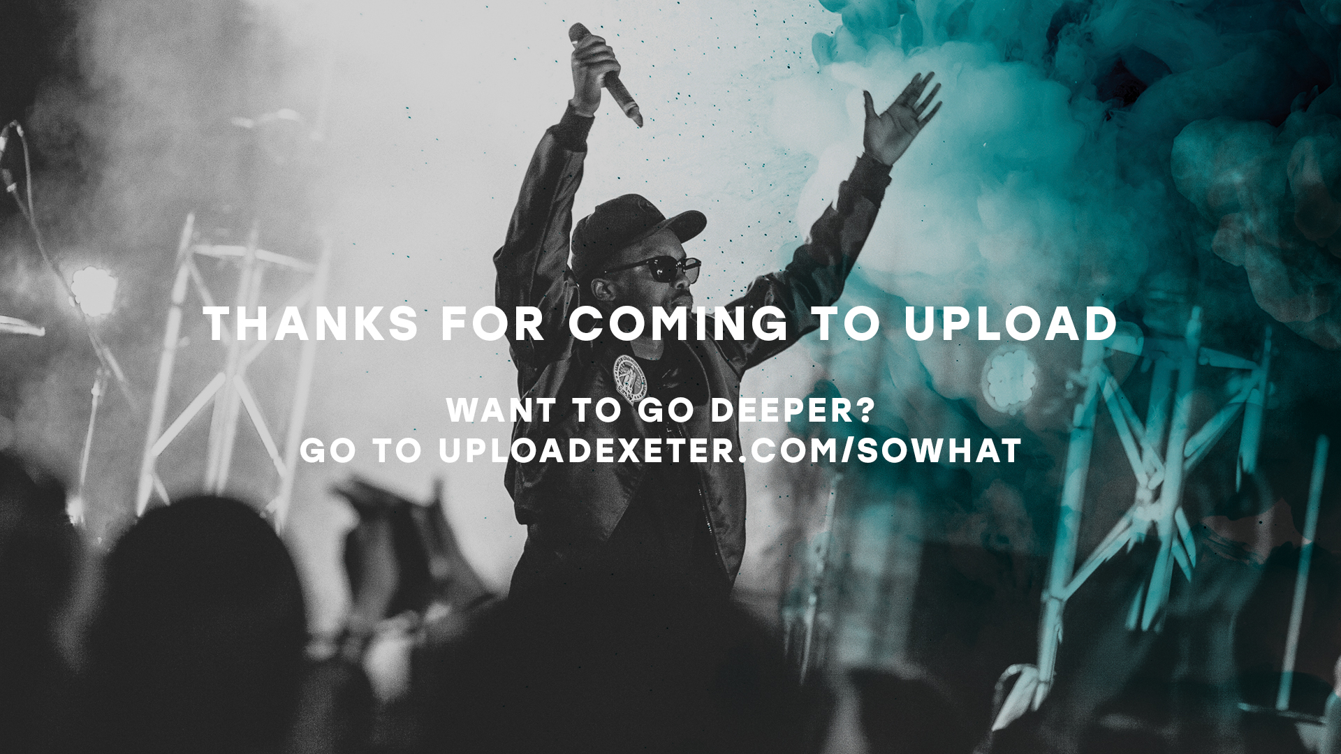 Upload Exeter